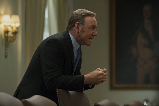 Компания Netflix объявила озавершении сериала «Карточный домик»