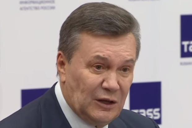 Янукович призывал Путина ввести войска. Обнародовано скандальное письмо