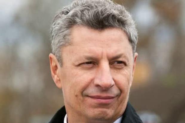 Бойко пойдет в президенты вместо Рабиновича