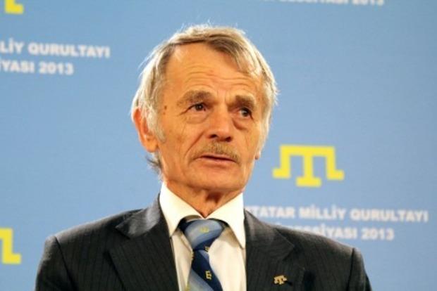 Джемилев получил Орден Свободы в день 75-летия