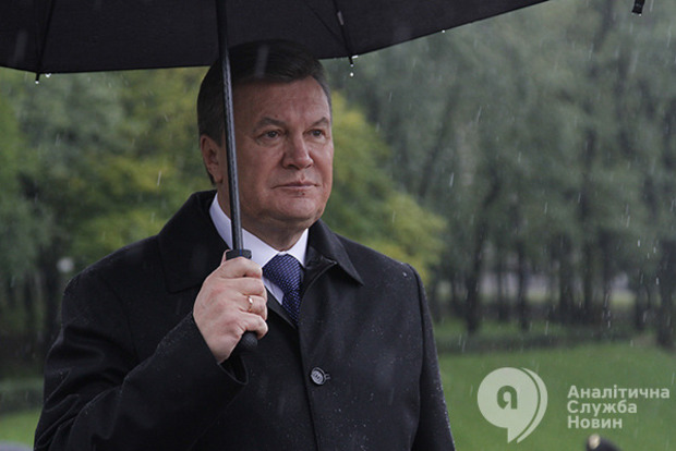За рубежом арестовали полтонны золота, принадлежащего «семье» Януковича