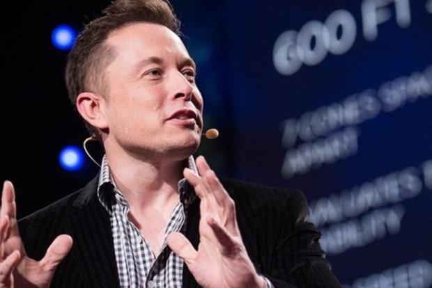 Илон Маск запустил загадочный сайт x.com