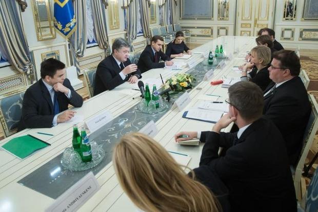 Швеция и Литва поддерживают продление санкций против России