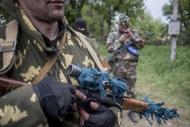 ДРГ боевиков активизировались по всей линии соприкосновения