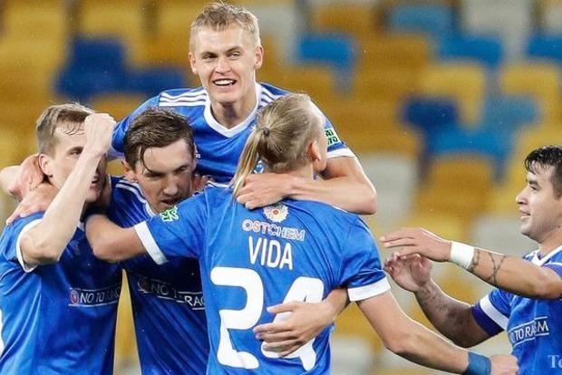 Динамо победило Партизан со счетом 3:2