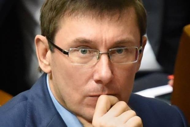 Луценко просит ГПУ изменить меру пресечения арестованным в Одессе лидерам местных «Правого сектора» и «Автомайдана»