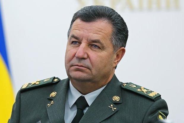 Полторак и Мэттис обсудят расширение военного сотрудничества Украины и США