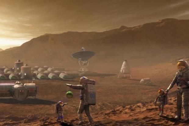 NASA выбрала 12 человек из 18 тысяч для полета на Марс