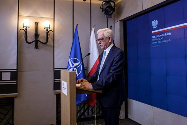 МЗС Польщі виступило за зміну «антибандерівського» закону