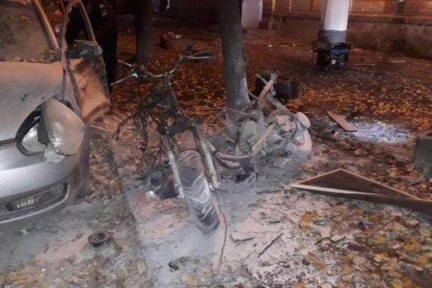 ЗМІ оприлюднили відео зтерористом, який здійснив теракт біля телеканалу «Еспресо»