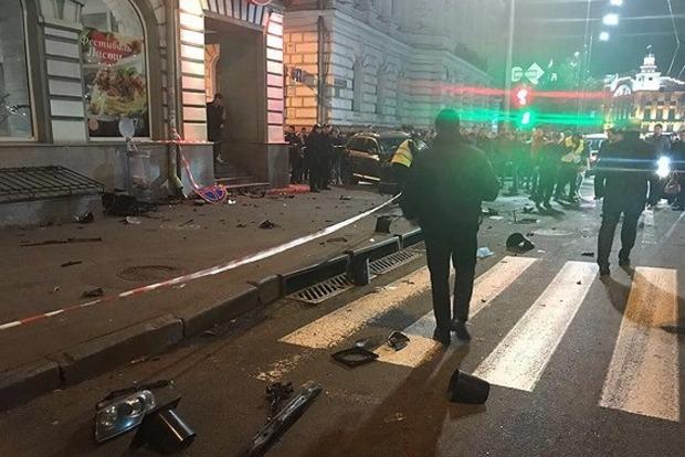 Обнародованы страшные видео ДТП в Харькове, в котором погибли 6 человек (видео 18+)