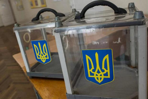 В Украине проходят выборы президента