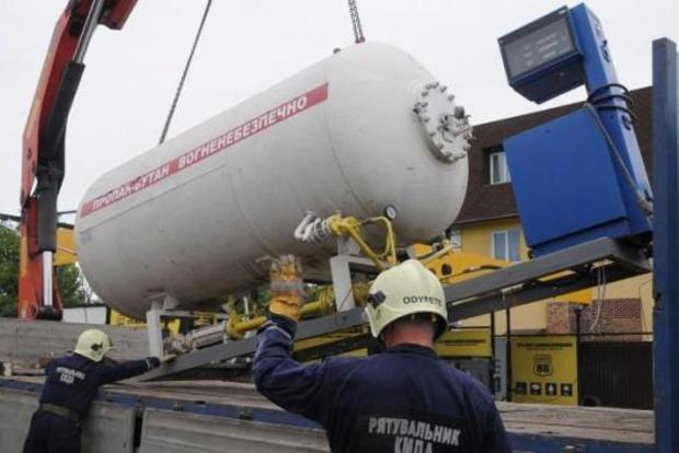 В Киеве 55 незаконно установленных газовых АЗС демонтируют до Пасхи - КГГА