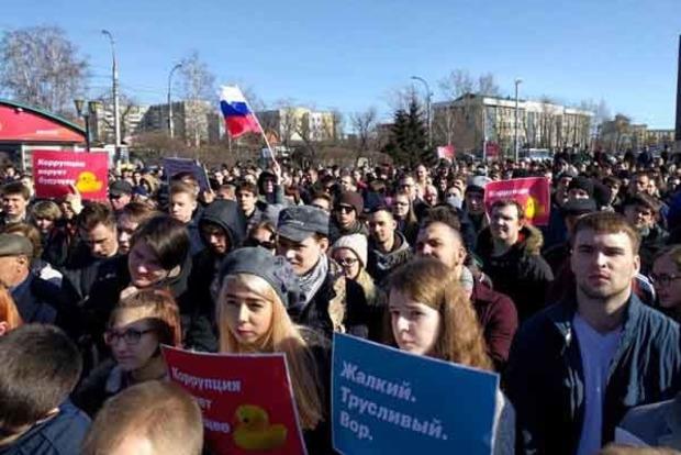Больше 70 человек задержаны нанесогласованной акции вЯкутске