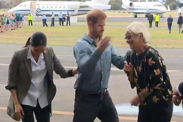 Гарри и муха. Британский принц насмешил прессу до истерики