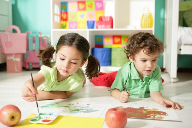 В Украине серьезная нехватка мест в детских садах