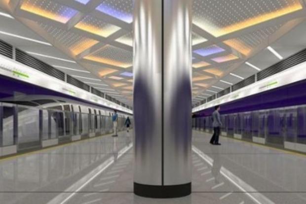 В Минске на час закрыли станцию метро из-за оставленного на платформе рюкзака