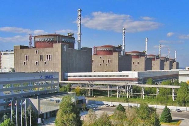 На Запорожской АЭС запущен в работу 4-й энергоблок