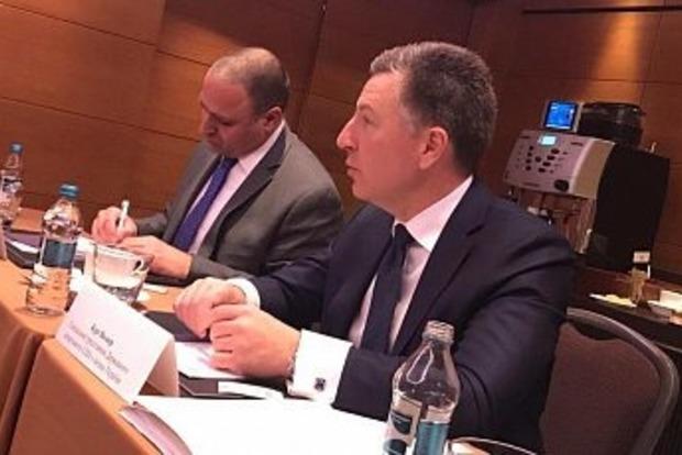 Волкер: Резолюция по миротворцам может быть готова до конца года