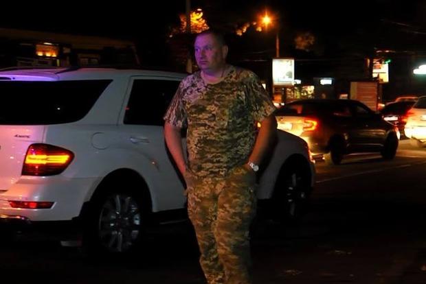В отношении задержанного пьяным командира части Горло начато служебное расследование