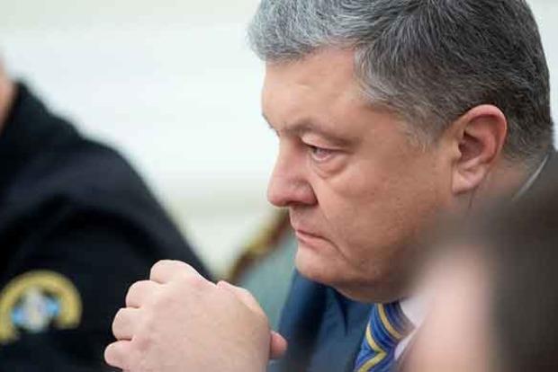 Екс-міністр заявив про підготовку Петра Порошенка до втечі за кордон