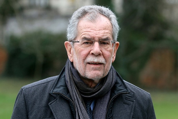 Кандидат от «Зеленых»  победил на президентских выборах в Австрии