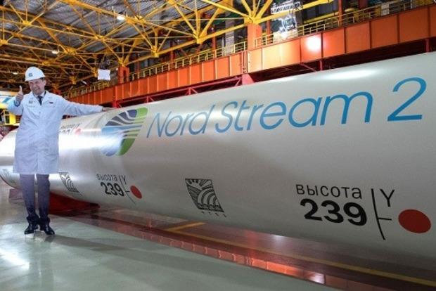 Германия выдала разрешение на строительство «Северного потока-2»