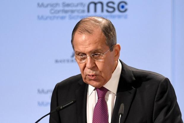 Лавров назвал главу Минобороны Британии «министром войны»