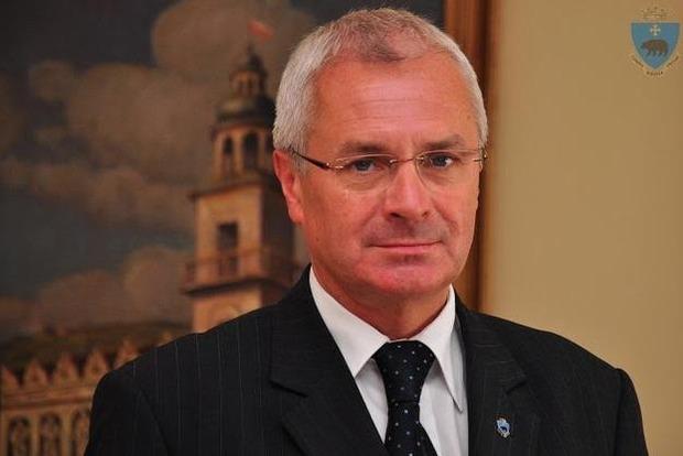 Мэр Перемышля не слышал антиукраинских выпадов во время марша