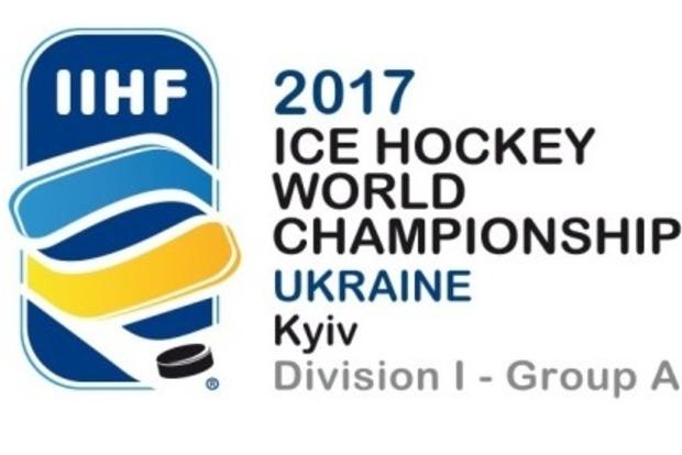 Танцующий оркестр поддерживает сборную Украины на ЧМ по хоккею