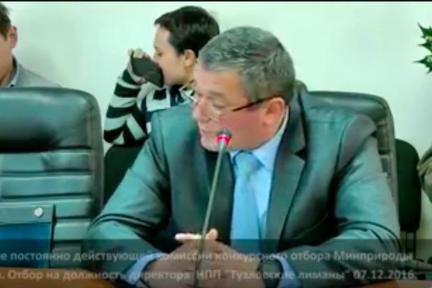 На Одесчине безграмотного украинского чиновника заменили таким же