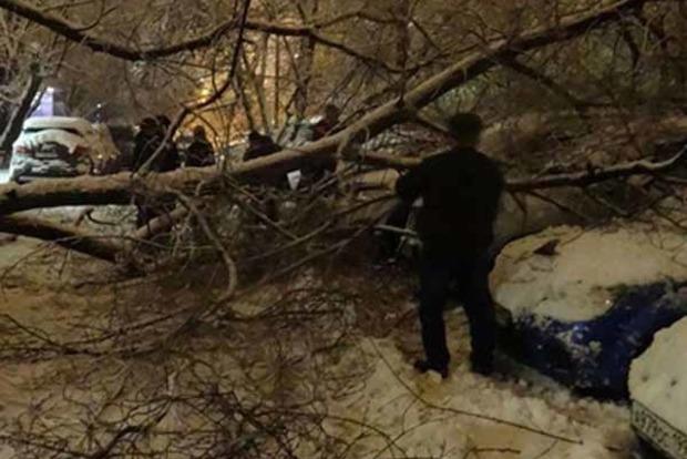 На Москву обрушился смертельный снегопад, много жертв