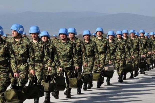 Климпуш-Цинцадзе: миротворцы ООН не зайдут на Донбасс в этом году