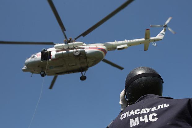 В Керченский пролив упал автобус с рабочими «Таманьнефтегаза», погибли 14 человек