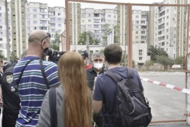 Аваков не исключает версию взрывного устройства во взрыве дома в Киеве