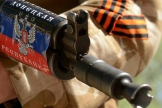 Ночью боевики обстреляли позиции сил АТО из запрещенного Минскими соглашениями оружия