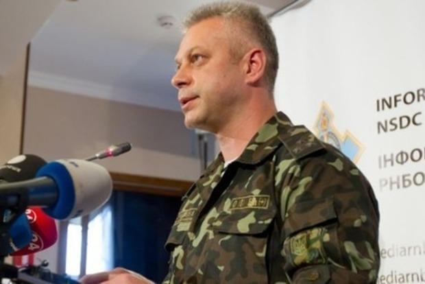 На Донбассе за сутки погиб военный