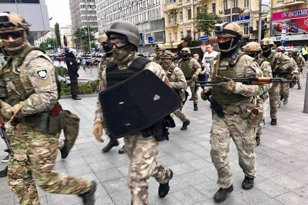 Силовики проводят более 180 обысков в помещениях Клименко, в том числе редакции Вестей