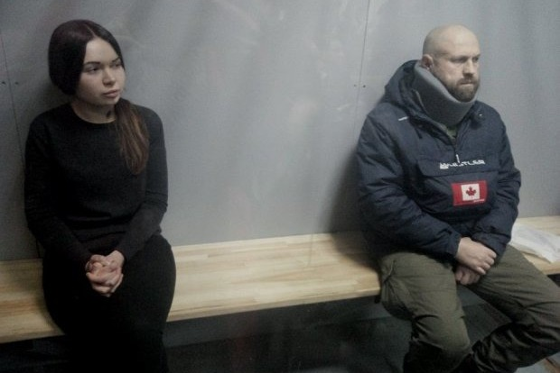 Суд поЗайцевой иДронову: обвиняемые уже вклетке