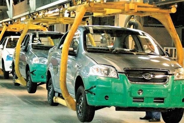 Пересчитать на пальцах одной руки: в Украине обвалилось производство автомобилей