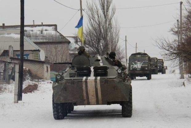 За сутки на Донбассе террористы совершили 41 обстрел, ранен один боец ВСУ