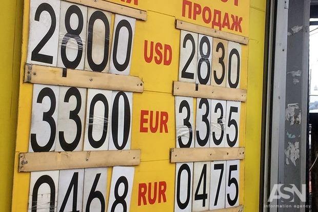Курс доллара начал поэтапно понижаться вгосударстве Украина