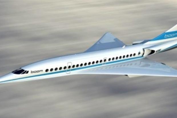 Сверхзвуковой авиалайнер доставит вас в любую точку мира за пару часов - близкое будущее