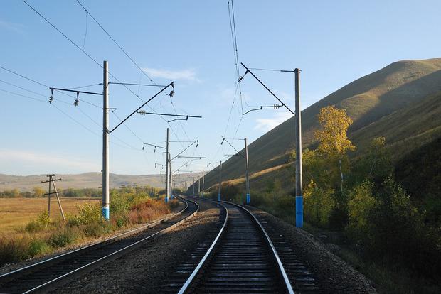 В России на забайкальском участке Транссиба обрушился мост