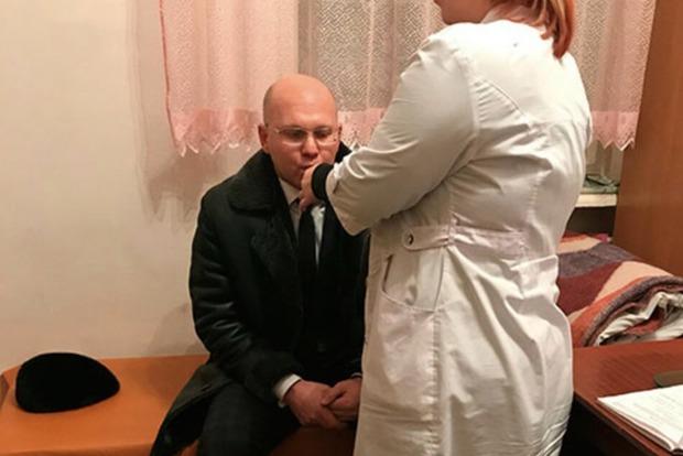 Пьяный секретарь Хмельницкого горсовета пытался сбежать от патрульных