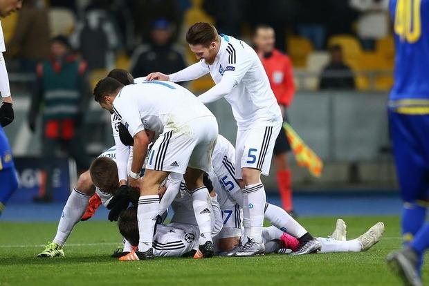 Киевское «Динамо» отказалось лететь на матч в Мариуполь