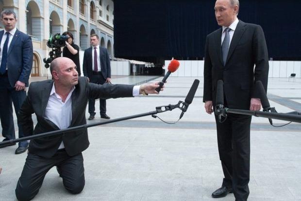 Союз журналистов пригласил россиян поучить украинских патриотов правильно освещать войну