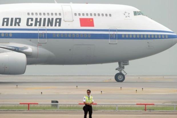 Китай отменил часть рейсов в столицу Северной Кореи