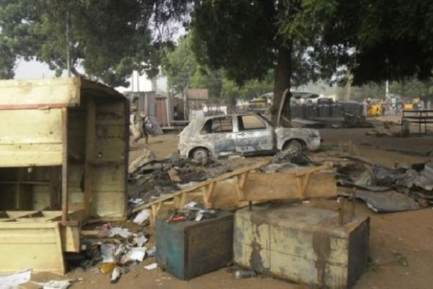 56 погибших: теракты в Нигерии устроили школьницы-смертницы