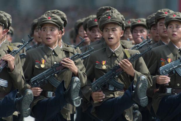 На війну з США: 3,5 мільйона осіб попросилися до армії КНДР